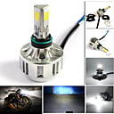 Motorcycle Headlights 32W3000LM White Light Bright Led Lights Bulb H4 H6 General Section