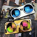 Buy 2015 Newest Shockproof Eye pattern Fashion PC Mobile Phone Shell Rear Cover iphone 5S/5 Assorted Colors