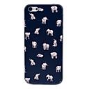 Indijski slon Ljudi Pattern Hard Case za iPhone 5C