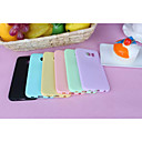 TPU Material Pure Color Ice Cream Style for Samsung Galaxy S6 (Assorted Colors)