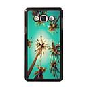 sommer kokosnød design aluminium af høj kvalitet Taske til Samsung Galaxy a3 / A5 / a7 / a8