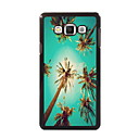 Sommer Kokos Design Aluminium-Qualitätsfall für Samsung-Galaxie A3 / A5 / A7 / A8