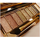 9 Color Shimmer Eye Shadow No.1-6(Assorted Colors)