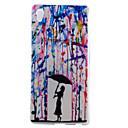 Buy Sony Case / Xperia Z3 Transparent Back Cover Cartoon Soft TPU Z3+ Z4