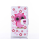 Buy Owl Pattern PU Leather Full Body Case Stand Multiple Samsung Galaxy J1/J5