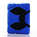 Fashion Defender Case Waterproof Shockproof Case PC+Silicone Hybrid Case Cover For iPad 4/3/2 Retina