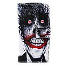 Buy Skull Design PU leather phone Case LG Leon H340N
