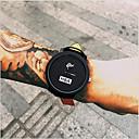 Fashion Leather Strap Unisex Watches Men Quartz Women Dress Watch Sports Military Relojes Geneva Wristwatch