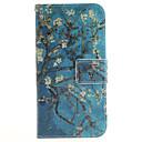 Buy Samsung Galaxy Case Card Holder / Wallet Stand Flip Pattern Full Body Flower PU Leather J3 J2