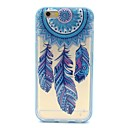 Buy 2-in-1 Blue Bell Pattern TPU Back Cover PC Bumper Shockproof Soft Case iPhone 6 plus/iPhone 6S Plus