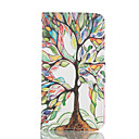 Tree of Life Pattern PU Leather Painted Phone Case For GALAXY S3/ S4 / S5 / S6 / S6edge / S3 Mini / S4 Mini / S5 Mini