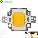 Buy 10W 900LM White/Warm White 3000K/6000K High Bright LED Light Lamp Chip DC 9-12V