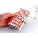 Buy Luxury Bling Crystal & Diamond Leather Flip Bag cases iPhone 6 Plus(Assorted Color)
