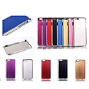 Buy iPhone 6 Case / Plus Plating Back Cover Solid Color Hard Metal 6s Plus/6 6s/6