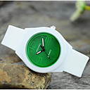 Buy Women's New Fashion Personality Silicone Wrist Watches Cool Unique