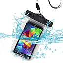 PVC Underwater Waterproof Pouch Bag for Samsung Galaxy S6/S6 Edge(Assorted Color)