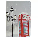 Buy Samsung Galaxy Case Card Holder / Wallet Stand Flip Pattern Full Body City View PU Leather SamsungTab 4 10.1