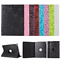 Folio 360 Degree Rotation smart Stand PU Leather Case Cover for iPad Pro 12.9 inch (Assorted Colors)