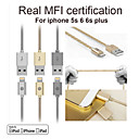 Buy OPSO SC16Apple MFI Certified USB Cable 0.15M iPhone 7 6s 6 Plus SE 5s 5c 5, 5/5s/5c, iPad Data Charger