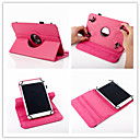 7 inch rotating universal case with stand Universal Leather Stand Case Cover For Android Tablet PC