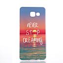 Buy Charming Sunshine Pattern TPU+IMD Soft Case Multiple Samsung Galaxy A310/A510(2016)