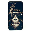Buy Kinston® Smoking Monkey Pattern PU Leather Full Body Case Stand iPhone SE/5/5S