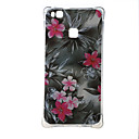 Buy Red Flower Shockproof TPU soft shell cover Case Huawei Ascend P9 lite mini