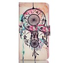 Buy Dream Catcher Pattern Magnetic Flip Wallet PU Leather Phone Case Huawei P9