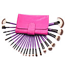 Buy 2Styling makeup Tools Super Soft Makeup Brushes Cosmetic brushes kits set Rose Leather Bag