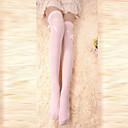 Buy Pink Ribbon Cotton Sweet Lolita Knee Socks