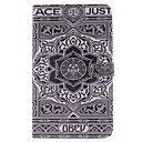 Buy Samsung Galaxy Case Card Holder / Wallet Stand Flip Pattern Full Body Mandala PU Leather SamsungTab 4 10.1 Tab