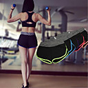 Buy Women's Running Shorts Bottoms Breathable Quick Dry Spring Summer Fall/Autumn Yoga Exercise & Fitness Leisure Sports SlimYellow