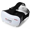 Buy 2016 VR BOX Google Cardboard 3D Movie Case Head Mount Plastic Version Virtual Reality Glasses Smart Phone