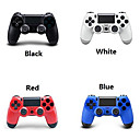 Controller-P4-CBT001D-#- diMetallo / ABS-PC / PS4 / Sony PS4-Bluetooth-Ricaricabile / Manubri da gioco / Bluetooth
