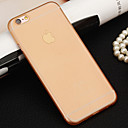 Buy iPhone 6 Case / Plus Ultra-thin Frosted Back Cover Solid Color Hard PC 6s Plus/6 6s/6