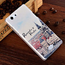 Buy OPPO Case Pattern Back Cover City View Hard PC