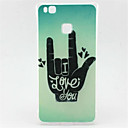 Buy Huawei Case / P9 Lite P8 Pattern Back Cover Word Phrase Soft TPU G8
