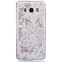 Buy Samsung Galaxy Case Transparent Back Cover Flower Soft TPUJ7 / J5 (2016) J3 J2 J1 Ace Grand