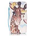 Buy PU Leather Material 3D Painting Birds Deer Pattern Phone Case Huawei P9 Lite