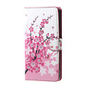 Buy Huawei Case Card Holder / Wallet Stand Full Body Tree Hard PU Leather Y560