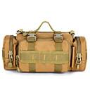 Buy 25 L Shoulder Bag Camping & Hiking Outdoor Waterproof Gray / Black Light Yellow Brown Camouflage Nylon