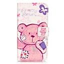 Buy Total body Wallet / shock Flip cartoon patch bear /JI Leather Cover J1 (2015) mini/ J3 PU /J5