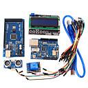 Buy Learning Tools MEGA 2560 R3 Board + Ethernet W5100 Relay Breadboard Cable Hc-Sr04 Sensor Kit Arduino