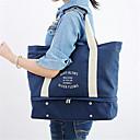 Buy Style Leisure Canvas Bag Multifunctional Telescopic Travel Clothing Shoes Storage Shopping