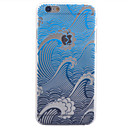 Buy 3D Relief Feel Colour Sea Wave Pattern PC Material Phone Shell iPhone 5 SE 5S 6 6S 6Plus Plus