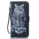 Buy Owl PU Leather Wallet Case Cover Card Slots Stand Iphone7 7Plus