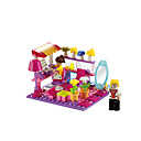Buy Building Blocks Gift Model & Toy House Plastic 6 Rainbow Toys