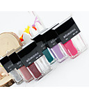 Buy 2Pcs/Set BK Brand Color-Changing Nail Polish 18 Colors Water based Peel Gel Art Designs