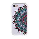 Buy Half Flowers Pattern 3D Stereo Relief Diamond Scrub TPU Material Phone Case iPhone7 7 Plus