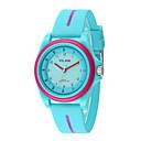 Buy sports watch Children's watches Wrist Plastic Wristwatches Students Sport Birthday Gift Kids Girls Boys